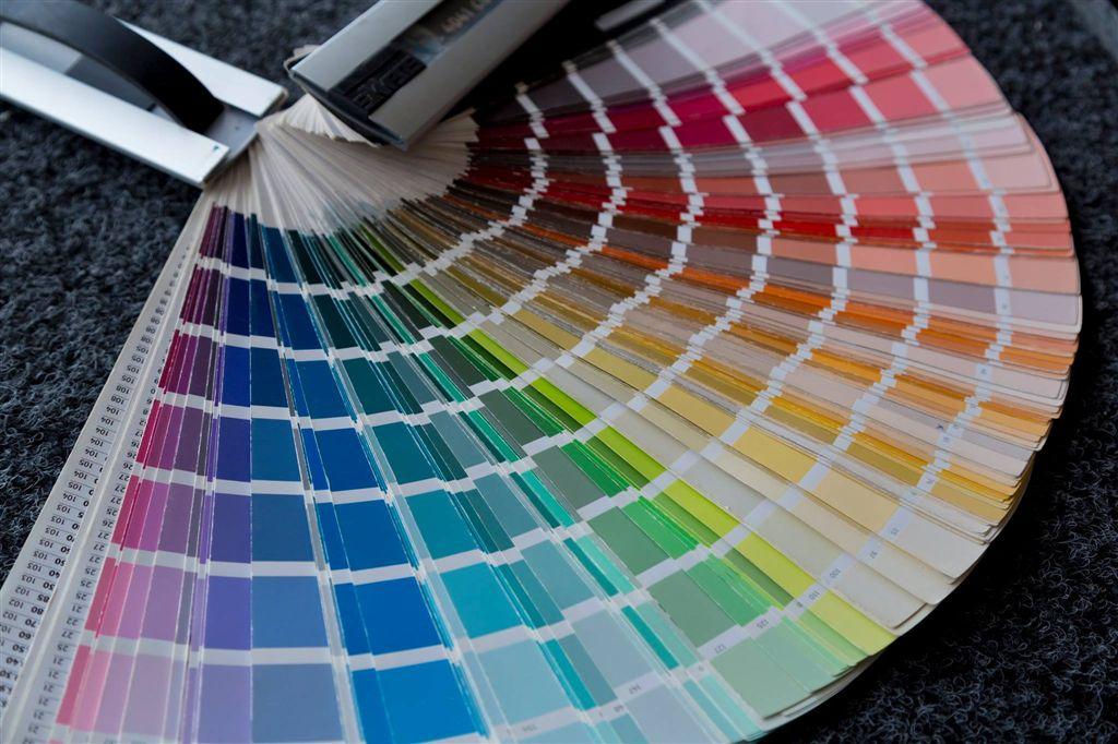 kleurenschema voor onze keukens