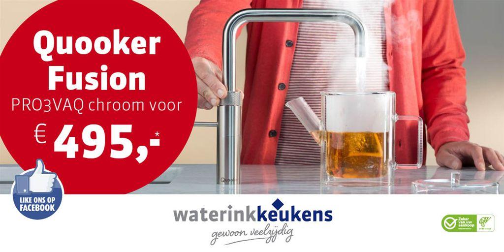 waterink quooker actie