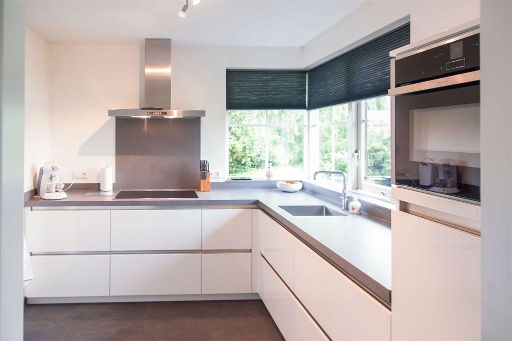 handgemaakte moderne keuken