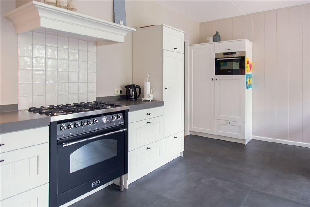 hand gemaakte keuken