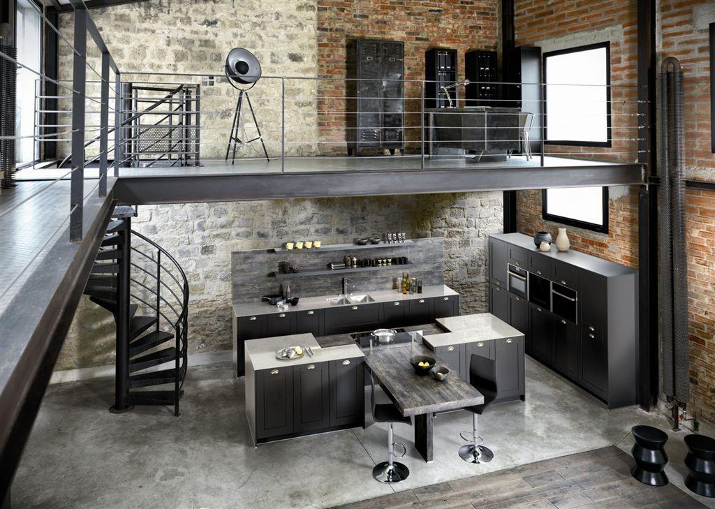 Keukens topsegment